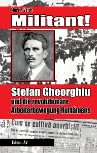 Cover Militant Gheorghiu Buch