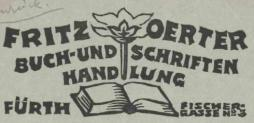 Oerter Buchhandlung IISG Ramus Papers